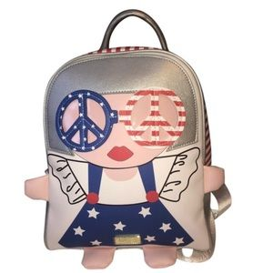Luv Betsey by Betsey Johnson Lbmindy Backpack bag